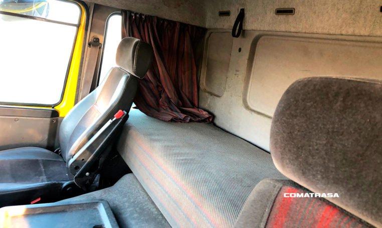 cabina larga VOLVO FL7 4X2 19500
