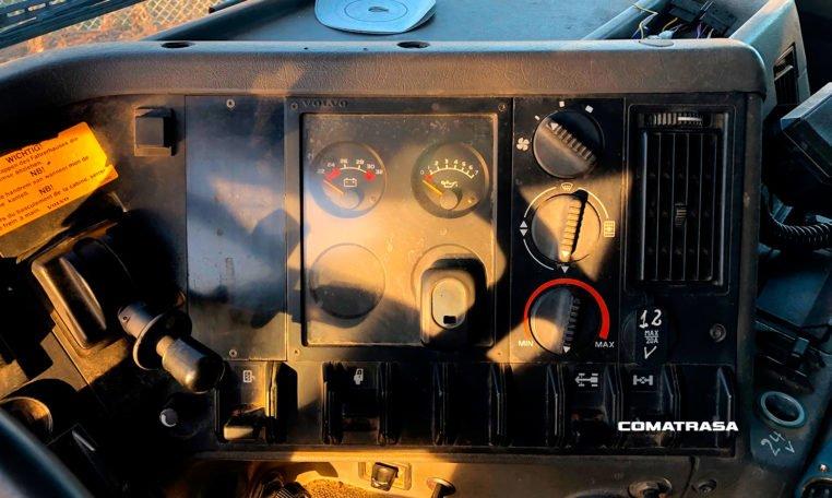 mandos VOLVO FL7 4X2 19500