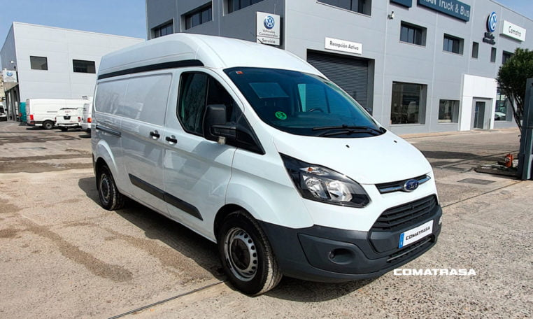 2017 Ford Transit Custom Van 340