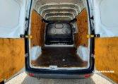 zona de carga Ford Transit Custom Van 340