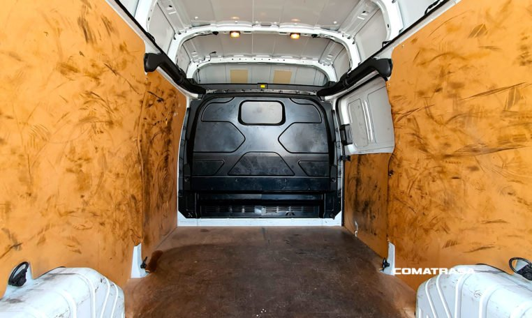 carga panelada Ford Transit Custom Van 340