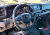 interior MAN TGE 3140