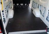 suelo zona de carga MAN TGE 3180 Mixta 6 o 7 plazas