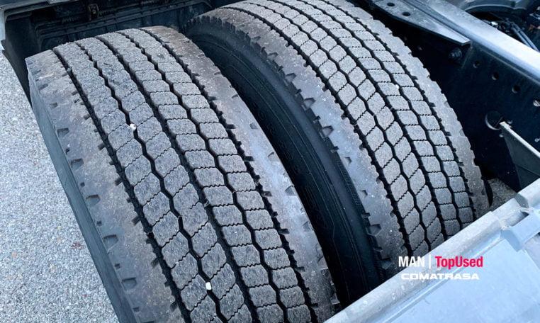 neumáticos MAN TGX 18.440 4x2 BLS 440 CV Cabeza Tractora