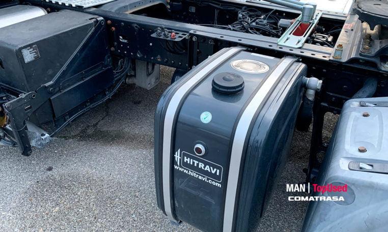 deposito MAN TGX 18.440 4x2 BLS 440 CV Cabeza Tractora