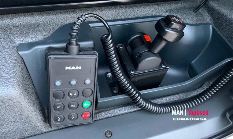 mandos MAN TGX 18.440 4x2 BLS 440 CV Cabeza Tractora