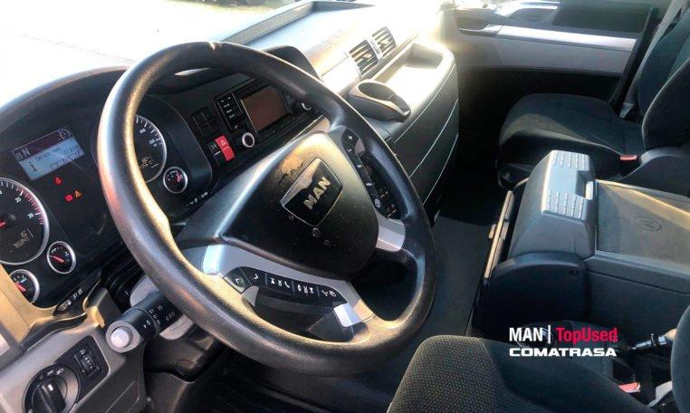 cabina xlx MAN TGX 18440 4x2 BLS Euro 6
