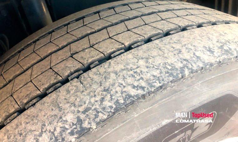 neumáticos MAN TGX 18440 4x2 BLS Euro 6