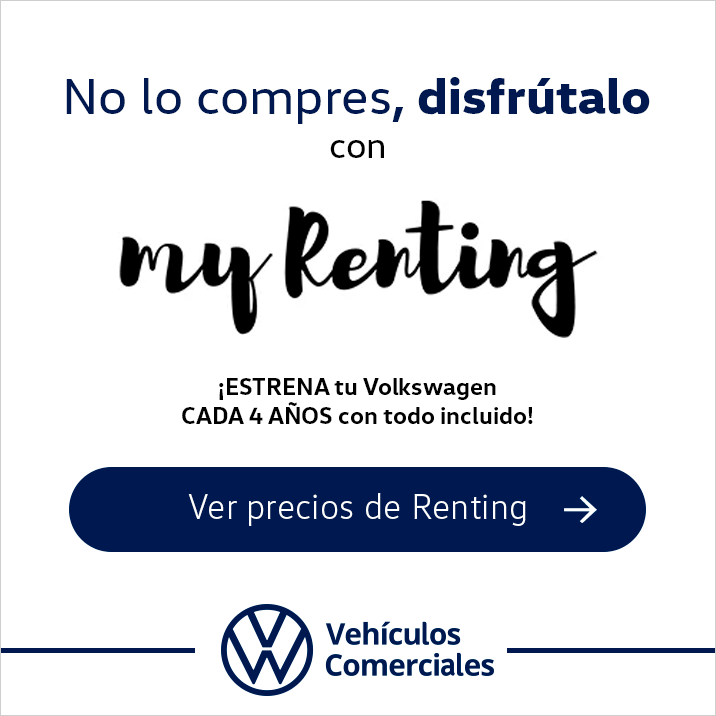 Renting Volkswagen 2020