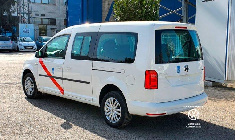 lateral izquierdo TAXI Volkswagen Caddy