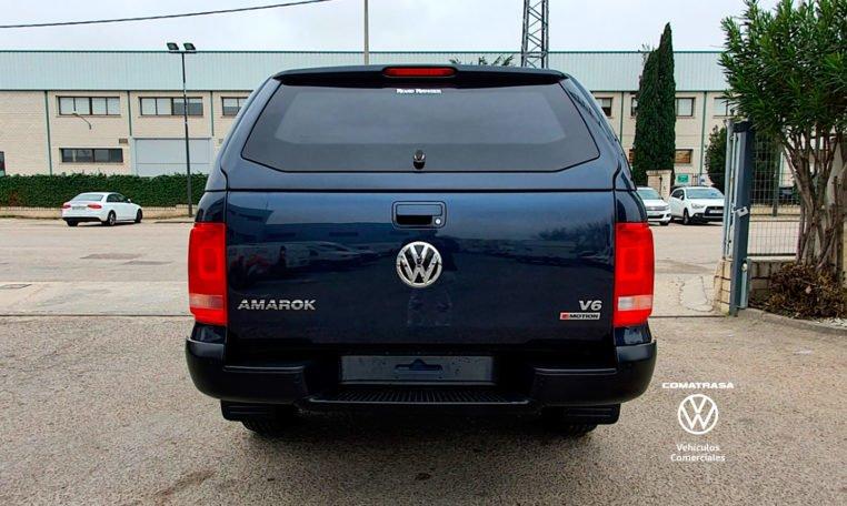 trasera Volkswagen Amarok Origin