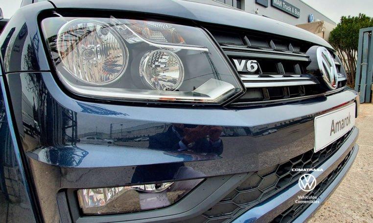 paragolpe Volkswagen Amarok Origin