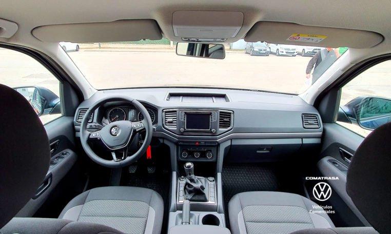 interior Volkswagen Amarok Origin
