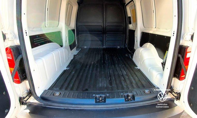 zona de carga Volkswagen Caddy Maxi Furgón