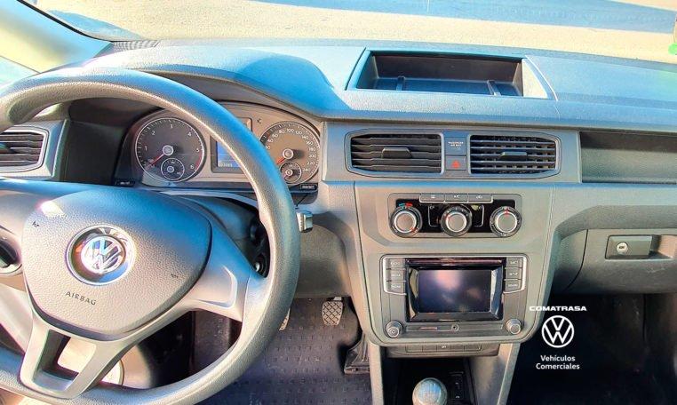 aire acondicionado Volkswagen Caddy Maxi Furgón