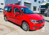 nuevo Volkswagen Caddy Maxi Trendline 1.4 TGI 110 CV