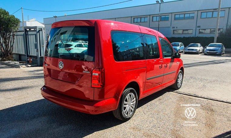 lateral derecho Volkswagen Caddy Maxi Trendline 1.4 TGI 110 CV