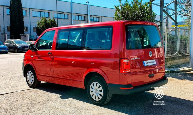 lateral izquierdo Volkswagen Caravelle 114 cv