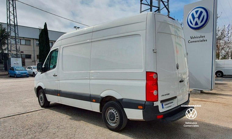lateral Volkswagen Crafter 30