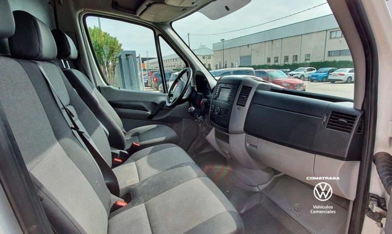 asientos Volkswagen Crafter 30