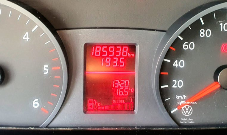 kilómetros Volkswagen Crafter 30