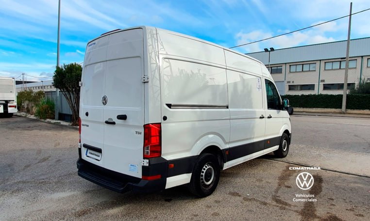 2017 Volkswagen Crafter 30 L3H3 Isotermo