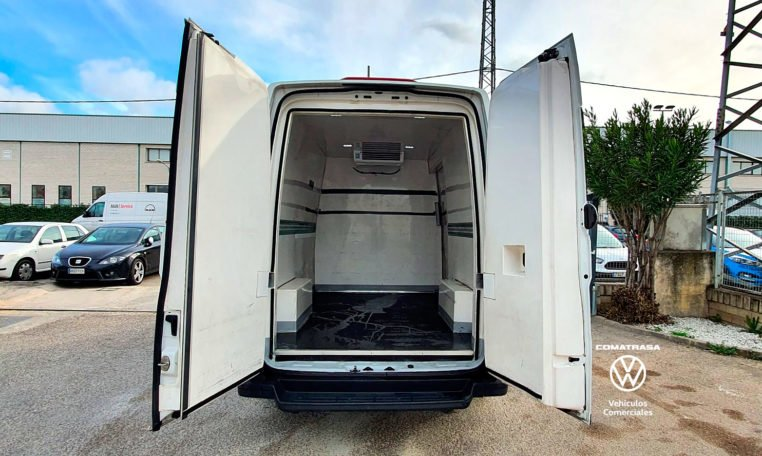 zona de carga Volkswagen Crafter 30 L3H3 Isotermo