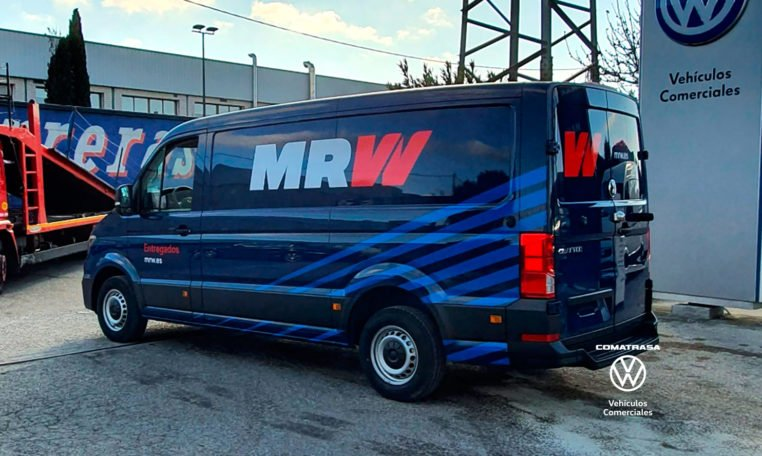 lateral izquierda Volkswagen Crafter 30 MRW