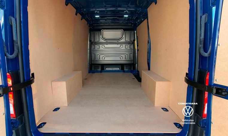 carga panelada Volkswagen Crafter 30 MRW