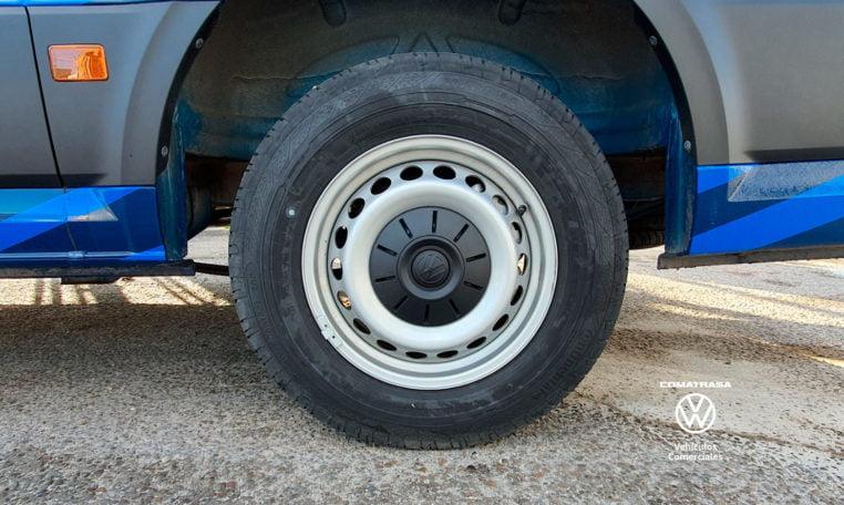 rueda Volkswagen Crafter 30 MRW