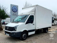 Volkswagen Crafter Box 35