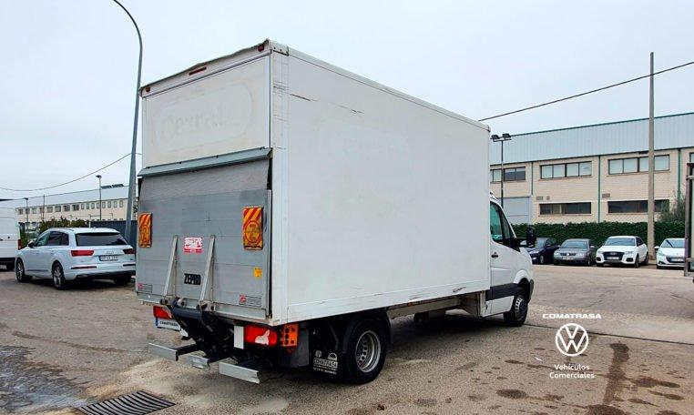 lateral derecho Volkswagen Crafter Box 35