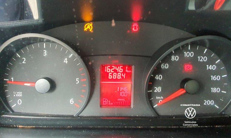 kilómetros Volkswagen Crafter Box 35