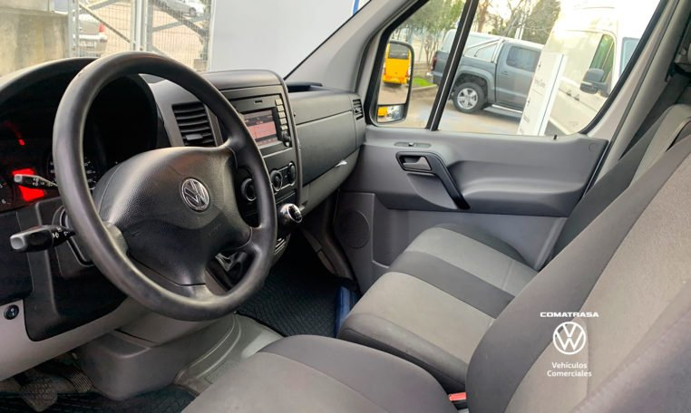 interior Volkswagen Crafter 30 Isotermo