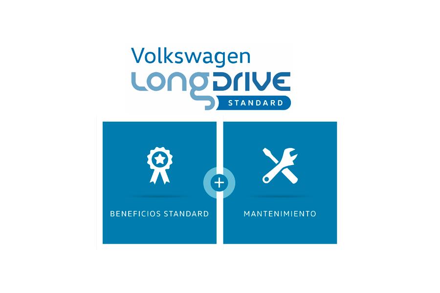 Volkswagen Long Drive Standard