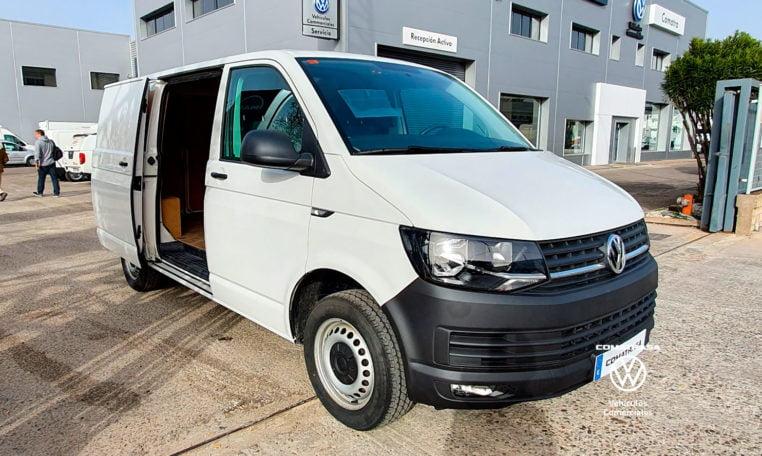2017 Volkswagen Transporter T6