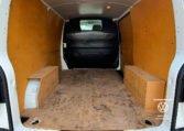 zona de carga panelada Volkswagen Transporter T6