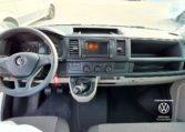 interior Volkswagen Transporter T6