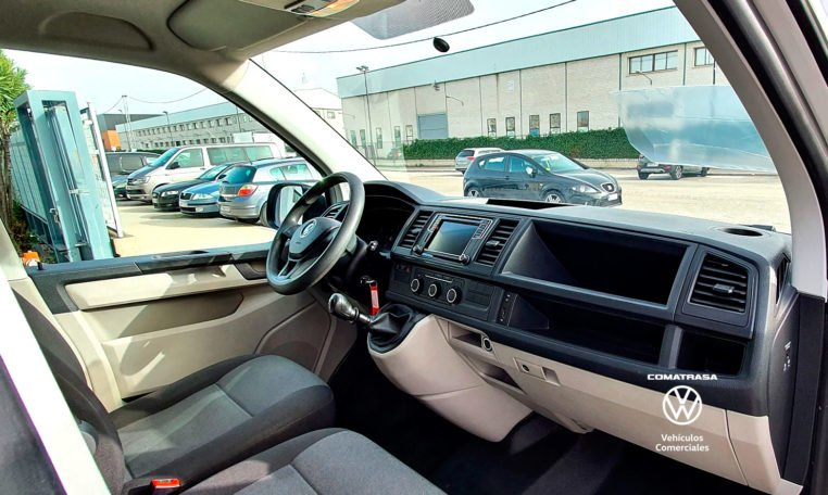 salpicadero Volkswagen Transporter T6