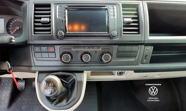 climatización Volkswagen Transporter T6