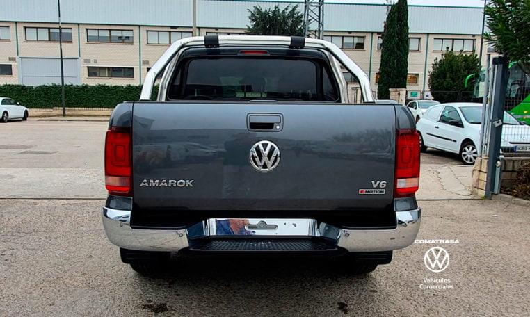 trasera VW Amarok Premium