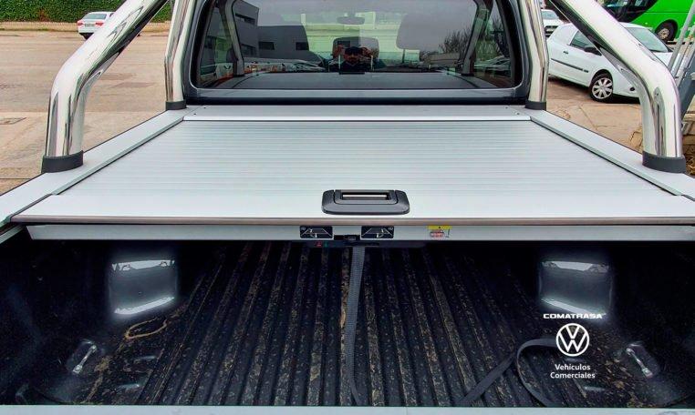 maletero VW Amarok Premium
