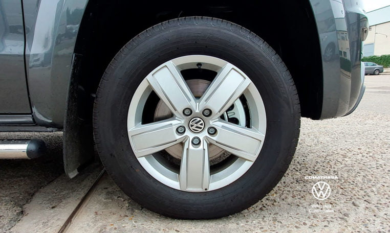 llantas VW Amarok Premium