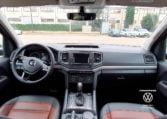 interior VW Amarok Premium
