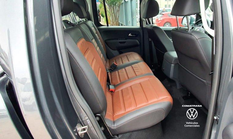 asientos cuero VW Amarok Premium