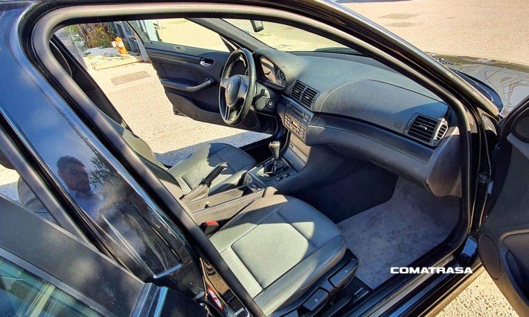 asientos delanteros BMW Serie 3 318i