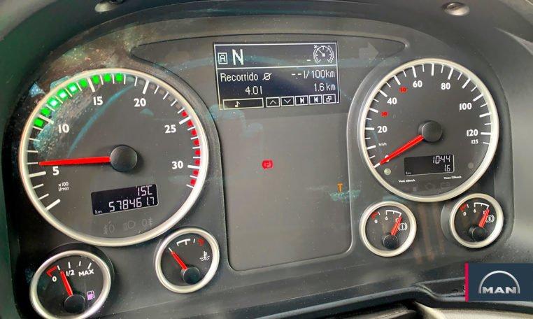 kilómetros MAN TGX 18.440 4x2 BLS EfficientLine 2