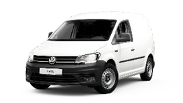 My Renting Volkswagen Caddy Furgón