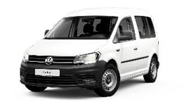 My Renting Volkswagen Caddy Kombi