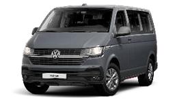 My Renting Volkswagen Multivan T6.1